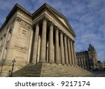 St Georges Hall In Liverpool...