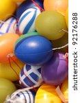 easter decorations | Shutterstock . vector #92176288