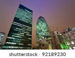 london   march 16  the modern... | Shutterstock . vector #92189230