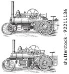 Old Steam Locomotives   Vintag...