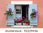 Window Box Flower Arrangement ...