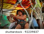 ko chang  trat thailand  ... | Shutterstock . vector #92239837