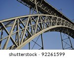 part of the construction of the ... | Shutterstock . vector #92261599
