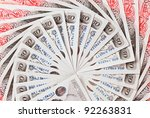 50 Pound Sterling Bank Notes...