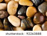 Photo Shot Of Stones Background