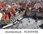 Prague  Old Town Square  View...
