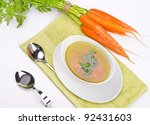 clear broth | Shutterstock . vector #92431603