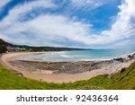 on the great ocean road  ... | Shutterstock . vector #92436364