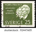 Sweden   Circa 1963  A Stamp...