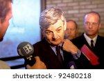 pristina  kosovo   june 30 ... | Shutterstock . vector #92480218