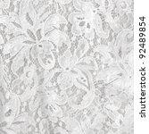 Small photo of Wedding white lace background