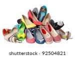 Pile Of Various Female Summer...