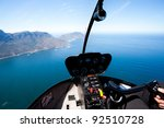 beautiful cape town coastal... | Shutterstock . vector #92510728