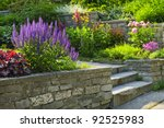Natural Stone Landscaping In...