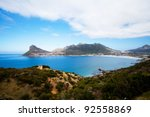 Overall View Of Hout Bay From...