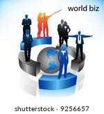 business people | Shutterstock .eps vector #9256657