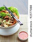 Japanese Fried Soba Noodles