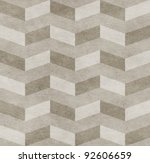 seamless chevron old paper... | Shutterstock . vector #92606659