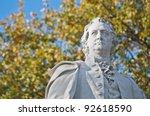 Statue Of Johann Wolfgang Von...