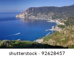 Monterosso, Cinque Terre, Italy - stock photo