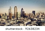 City London One Leading Centers - Fine Art prints