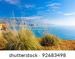 California Coast Landscape Wit...