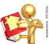 home manual | Shutterstock . vector #9273226