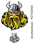 viking | Shutterstock .eps vector #92733343