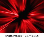 red abstract | Shutterstock . vector #92741215