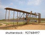 wright brothers memorial | Shutterstock . vector #92768497
