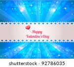 abstract celebration background ... | Shutterstock .eps vector #92786035