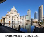 Christian Science Plaza And...