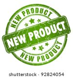 new product | Shutterstock . vector #92824054