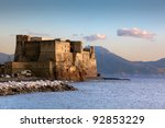 The Fort Of Castl Dell' Ovo In...
