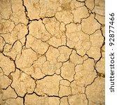 Dry Soil Background