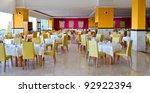 exterior of the restaurant ...   Shutterstock . vector #92922394