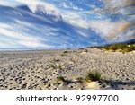 Nehalem Beach Of Oregon