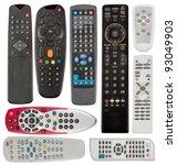 Tv Remote Control Devices...