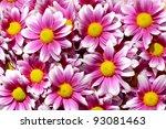 Artistic Floral Background Wit...