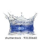 water splash | Shutterstock . vector #93130660