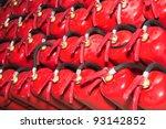 Background Of Many Extinguishers