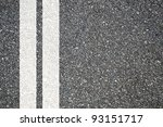 Pattern Of Asphalt Texture Wit...