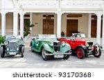 Постер, плакат: Fiat Tipo 509 Retro