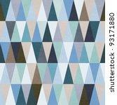 seamless geometric pattern | Shutterstock . vector #93171880