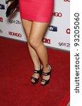 los angeles   apr 14   kim lee... | Shutterstock . vector #93205060
