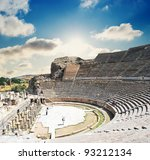 Amphitheater  Coliseum  In...
