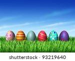 Easter Egg Hunt With Easter...