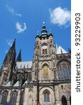 prague capital of czech... | Shutterstock . vector #93229903