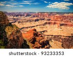 Grand Canyon Sunny Day With...