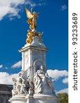 Victoria Memorial In Front Of...